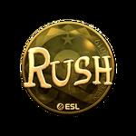 RUSH (Gold) Katowice'19