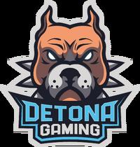 DETONA Gaming - logo
