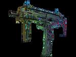 MP7 Neonowa osnowa