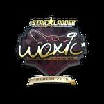 Woxic (Gold) Berlin'19