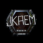 Jkaem (Folia) London'18