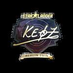 Keoz (Gold) Berlin'19