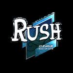 RUSH (Folia) Boston'18