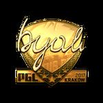 Byali (Gold) Kraków'17