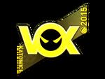 Vox Eminor (Gold) ESL One Katowice 2015