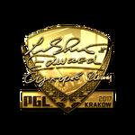 Edward (Gold) Kraków'17