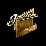 Golden (Gold) Boston'18