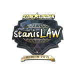 Stanislaw (Gold) Berlin'19