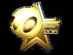 Team Dignitas Cluj'15 (złoto)