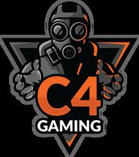 C4 Gaming - logo