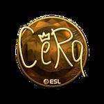 CeRq (Gold) Katowice'19