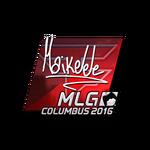Maikelele (Folia) MLG Columbus'16