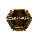 Oskar (Gold) London'18