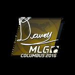 DAVEY MLG Columbus'16