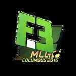 Flipsid3 Tactics (Holo) MLG Columbus'16