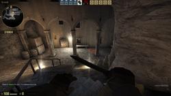 Castle - bombsite A