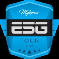 ESG Tour Mykonos 2017