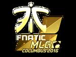 Fnatic MLG Columbus 2016 (złoto)