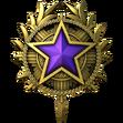 Medal za służbę 2020 Poziom 4