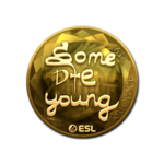 Somedieyoung (Gold) Katowice'19