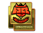 HellRaisers (Gold) DreamHack Winter 2014