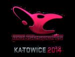 Mousesports (Folia) EMS One Katowice 2014