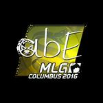 AbE (Folia) MLG Columbus'16