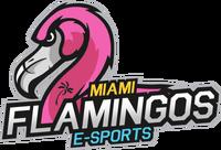 Miami Flamingos e-Sports - logo