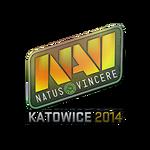 Natus Vincere (Holo) EMS One Katowice 2014
