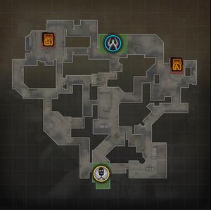 Coast - mapa