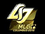 Counter Logic Gaming MLG Columbus 2016 (złoto)