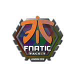 Fnatic (Holo) London'18