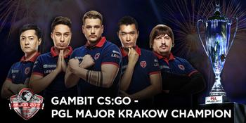 Gambit Esports PGL