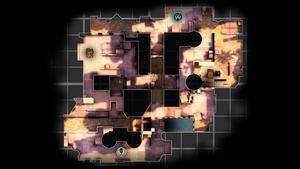 Gwalior - mapa