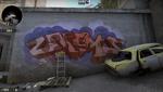 Graffiti Overpass 9