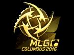 Ninjas in Pyjamas MLG Columbus 2016 (złoto)