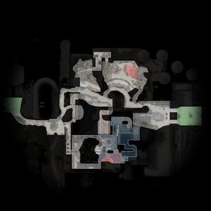 Zoo - mapa