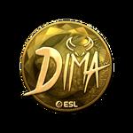 Dima (Gold) Katowice'19