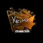 KRIMZ (Folia) - Cologne'16