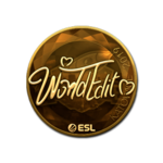 WorldEdit (Gold) Katowice'19
