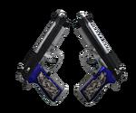 Dwie Beretty Duelist