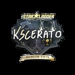 Kscerato (Gold) Berlin'19