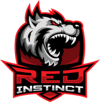 Red Instinct - logo