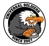 Universal Soldiers - logo