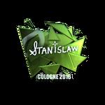 STANISLAW (Folia) - Cologne'16