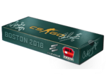 Boston 2018 Train Souvenir Package
