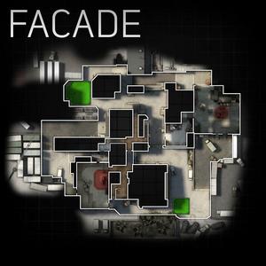 Facade - mapa