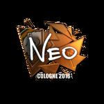 NEO (Folia) - Cologne'16