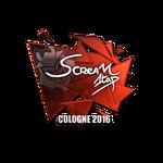 ScreaM (Folia) - Cologne'16