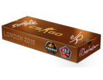 London 2018 Mirage Souvenir Package